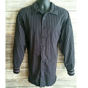 Synrgy Mens XXL Designer Shirt